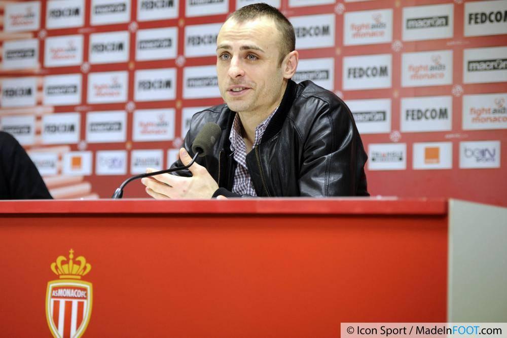 Berbatov pourrait prolonger son contrat avec l'AS Monaco
