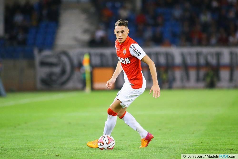 Ocampos a préféré rester à l'AS Monaco plutôt que rejoindre l'Olympique de Marseille, cet été