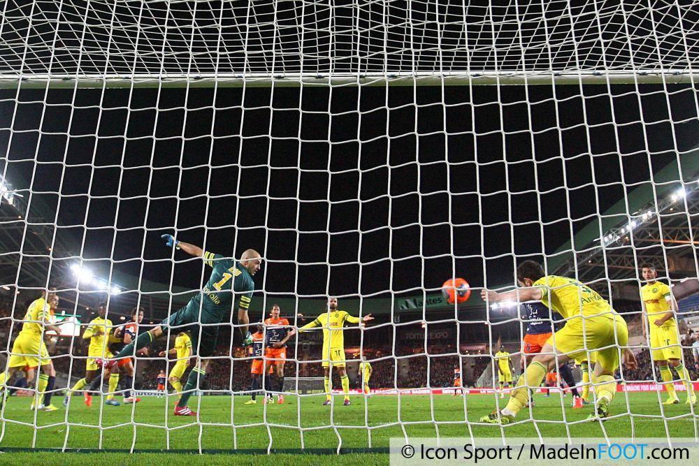 Riou est blessé au mollet et est forfait pour le match contre l'AS Monaco