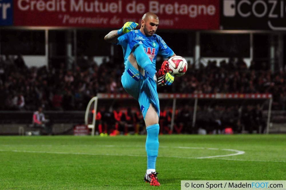 Ruffier et l'ASSE s'apprêtent à défier l'AS Monaco, vendredi soir.