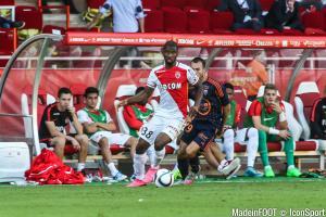 Almamy Touré (AS Monaco) devrait faire son retour à la compétition, ce samedi soir face au SC Bastia.