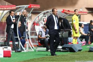 Leonardo Jardim (AS Monaco) a tenu à défendre ses joueurs après le nul à Dijon.