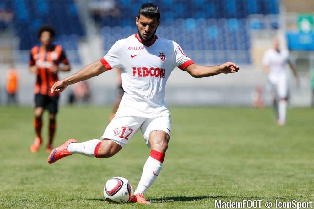 Fares Bahlouli (AS Monaco) se dirige vers un nouveau prêt.
