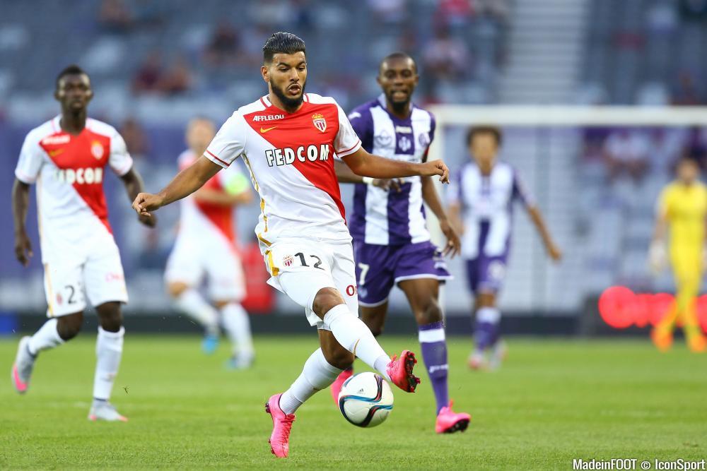 Farès Bahlouli quitte l'AS Monaco pour le Standard de Liège.