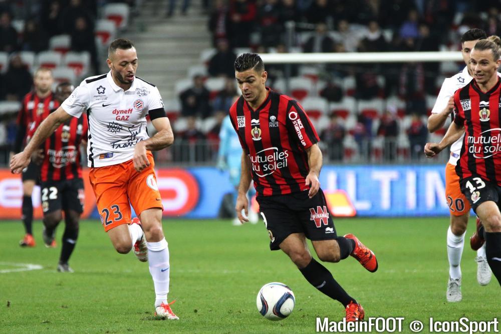 Hatem Ben Arfa pourrait suivre son entraîneur, Claude Puel, du côté de Monaco