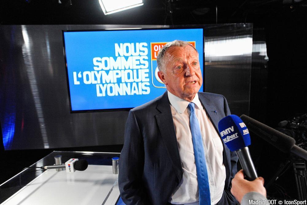Jean-Michel Aulas aimerait finaliser un nouveau transfert avant le match face à Lorient.