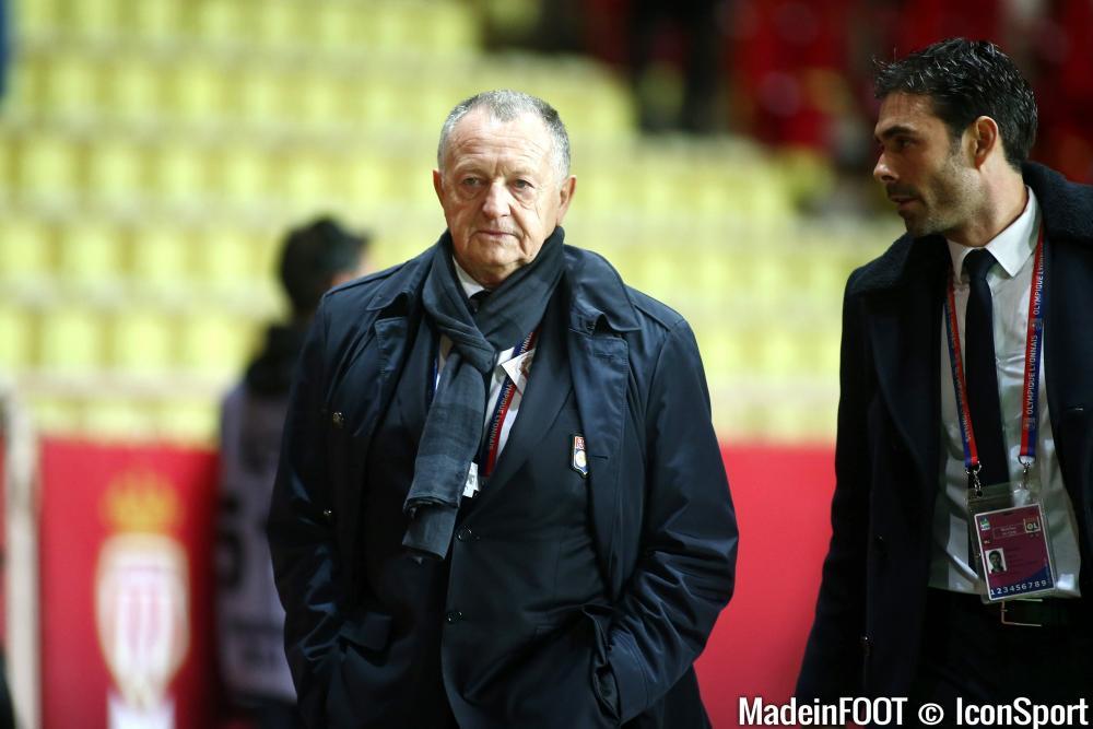 Jean-Michel Aulas estime que le vainqueur du duel entre l'OL et Monaco sera finalement champion de France