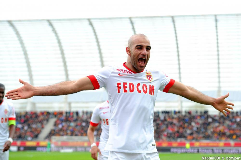 Aymen Abdennour pourrait quitter Monaco contre un chèque de 25 millions d'euros.