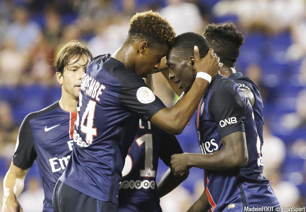 P.Kimpembe va rester sous le maillot parisien avec J-K.Augustin