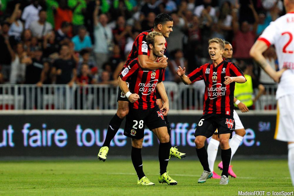 Valère Germain a marqué contre Monaco en août
