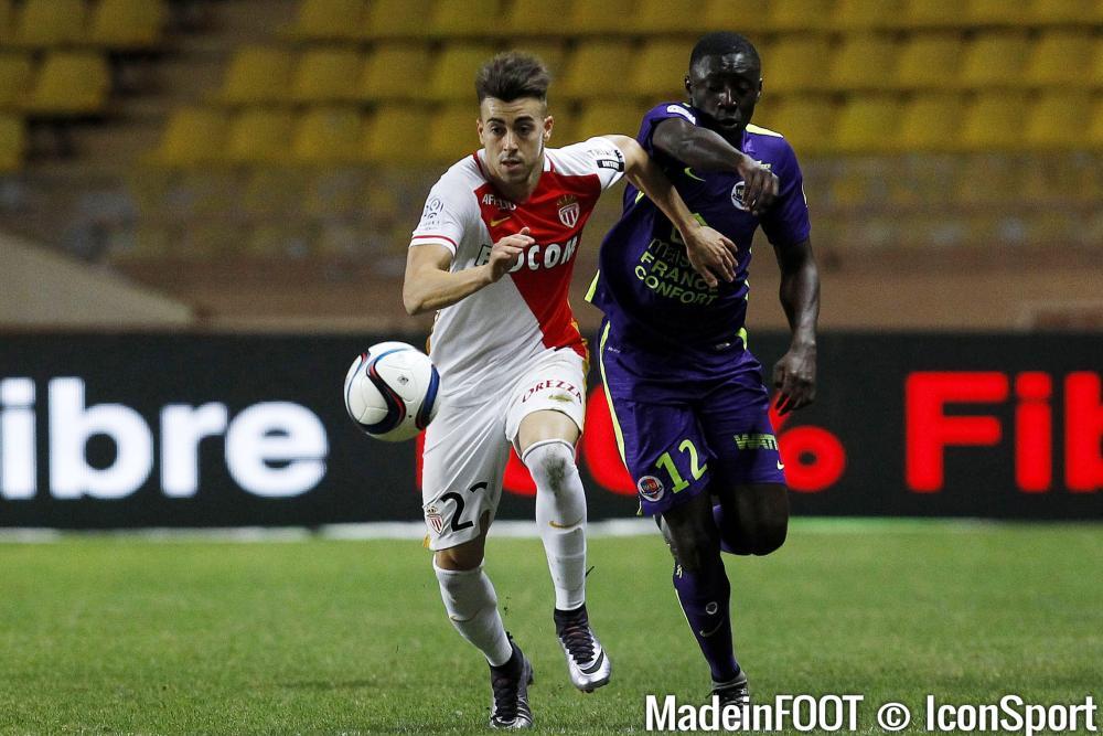 L'AS Monaco et le SM Caen se sont neutralisés (1-1), ce mercredi soir.