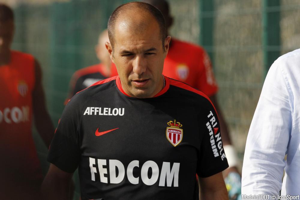 Le groupe de l'AS Monaco pour faire face à Saint-Jean Beaulieu.