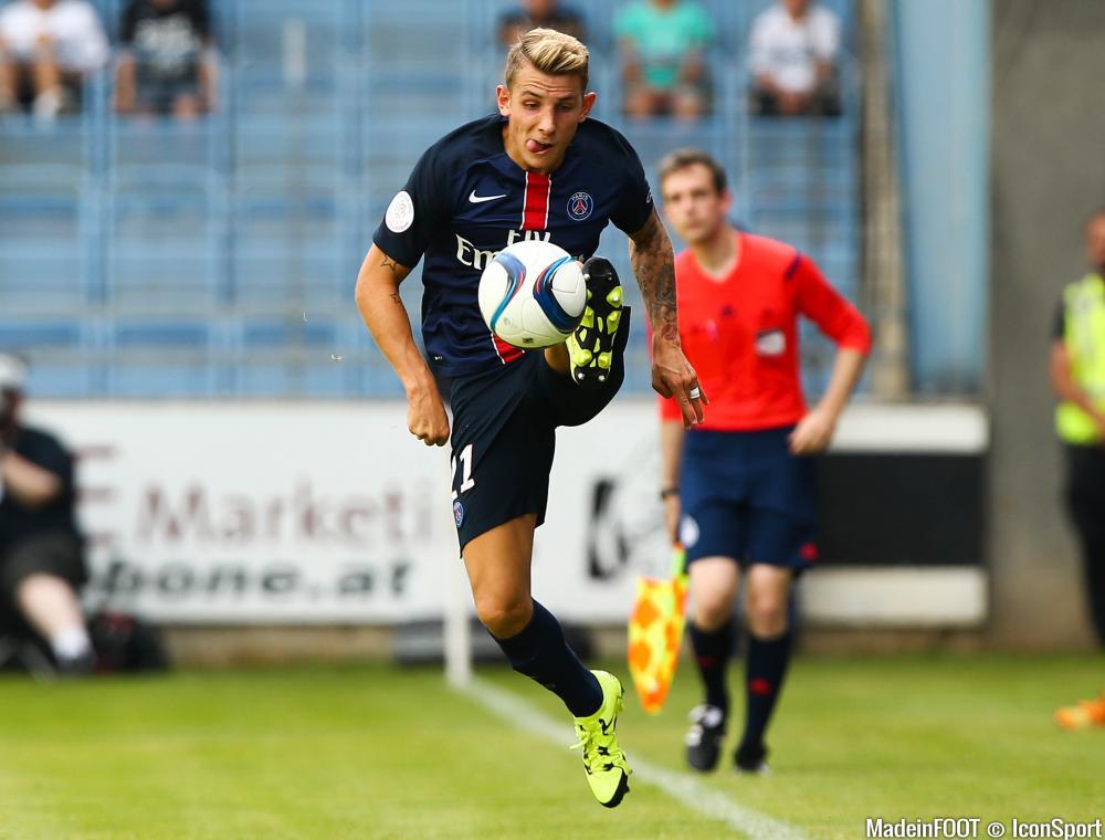 Lucas Digne pourrait être remplacé par un grand espoir de Ligue 1.