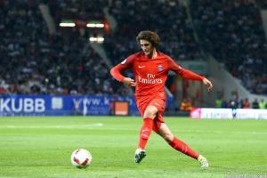 Rabiot savoure la victoire en Coupe de la Ligue