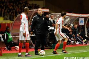 Leonardo Jardim et l'AS Monaco accueillent l'AC Ajaccio, vendredi soir.
