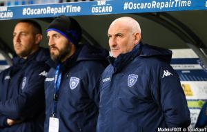 Le groupe du SC Bastia pour le déplacement à Monaco.