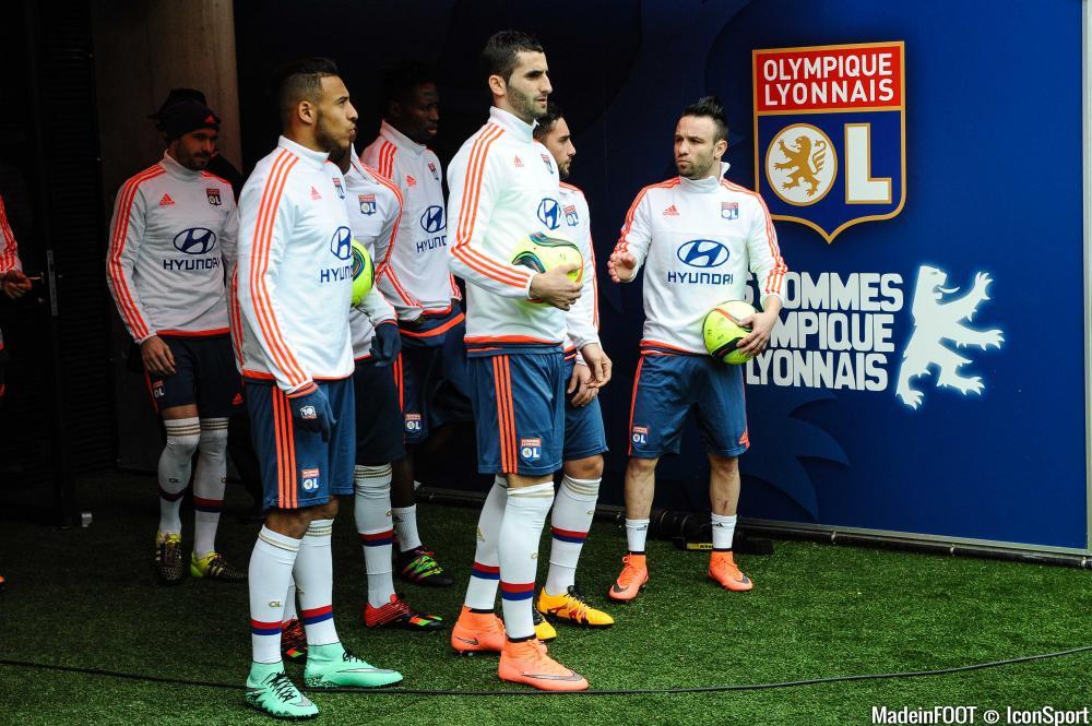 Mathieu Valbuena (OL) devrait être de la partie face à l'AS Monaco, samedi soir.