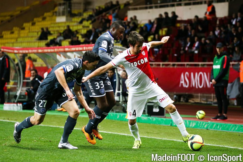 L'AS Monaco a pris le meilleur sur le SC Bastia (2-0), ce mardi soir.