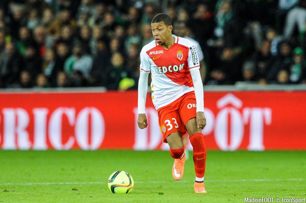 Mercredi, Kylian Mbappé va faire sa première apparition de la saison dans le groupe de l'ASM