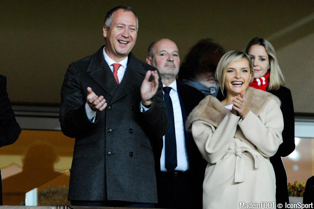Le vice-président de l'AS Monaco fait le point sur le mercato Monégasque