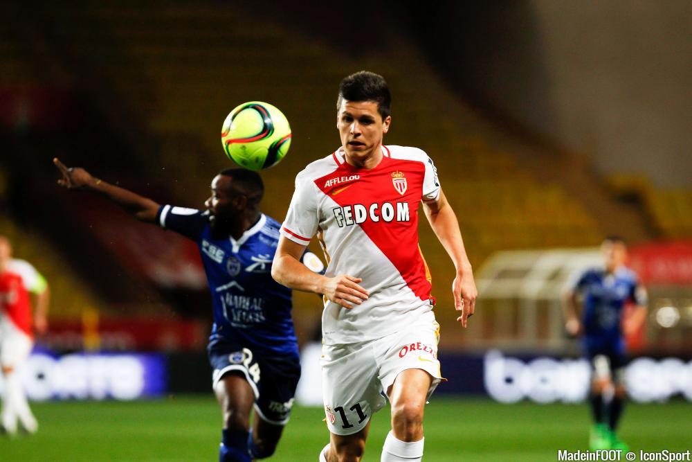 L'équipe-type de la 15ème journée de Ligue 1.