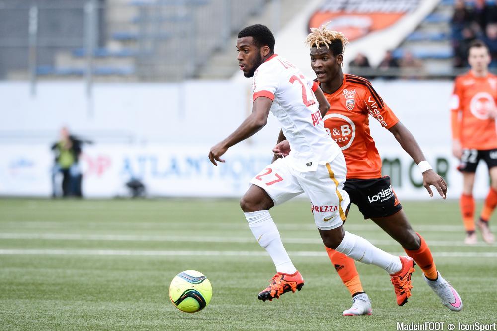 Didier Ndong (FC Lorient) intéresserait l'AS Monaco.