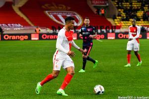 Nabil Dirar (AS Monaco) se rapprocherait d'un transfert en Turquie.