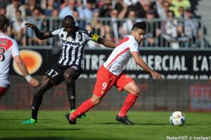 Monaco reçoit Angers ce samedi (20 heures)