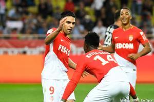 Radamel Falcao (AS Monaco) est forfait pour le déplacement à Nice.
