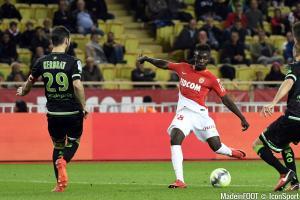Adama Traoré quitte l'AS Monaco, direction Hatayspor (Turquie).