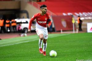Radamel Falcao (AS Monaco) est votre meilleur joueur de la première partie de saison en Ligue 1.