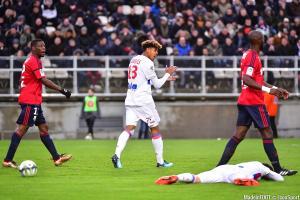 ASM - Monaco répond à Lyon pour Geubbels