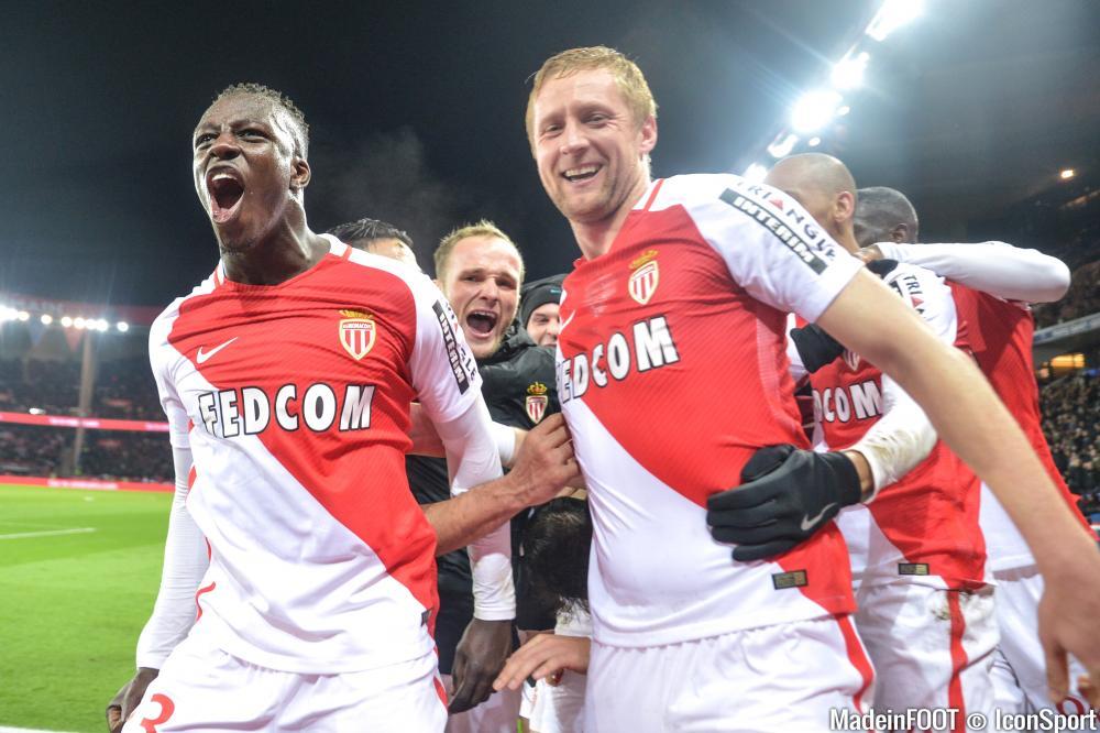 Benjamin Mendy s'éclate à Monaco