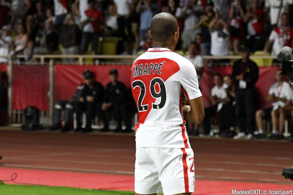 Kylian Mbappé aurait choisi de quitter Monaco cet été