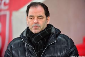 Stéphane Moulin était satisfait après le nul face à Monaco.