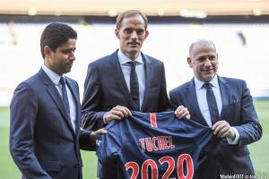 Bizutage surprenant pour Tuchel avec le PSG