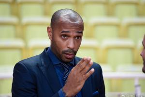 Henry l'entraîneur de Monaco
