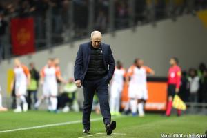 Le groupe du Toulouse FC pour le match face à l'AS Monaco.