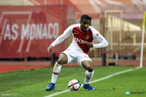 Ronaël Pierre-Gabriel, ici sous les couleurs de l'AS Monaco.