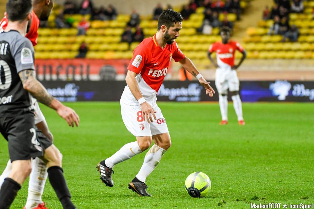 Joao Moutinho va prolonger son contrat sous les couleurs de l'AS Monaco.