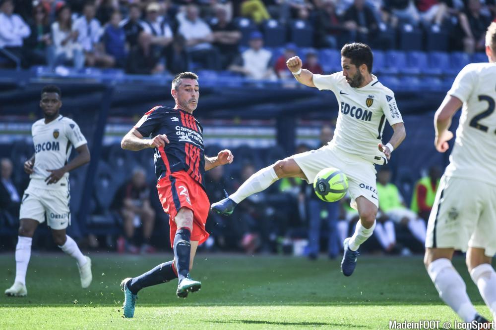 L'AS Monaco a arraché un succès précieux à Caen (1-2), ce dimanche après-midi en Ligue 1.