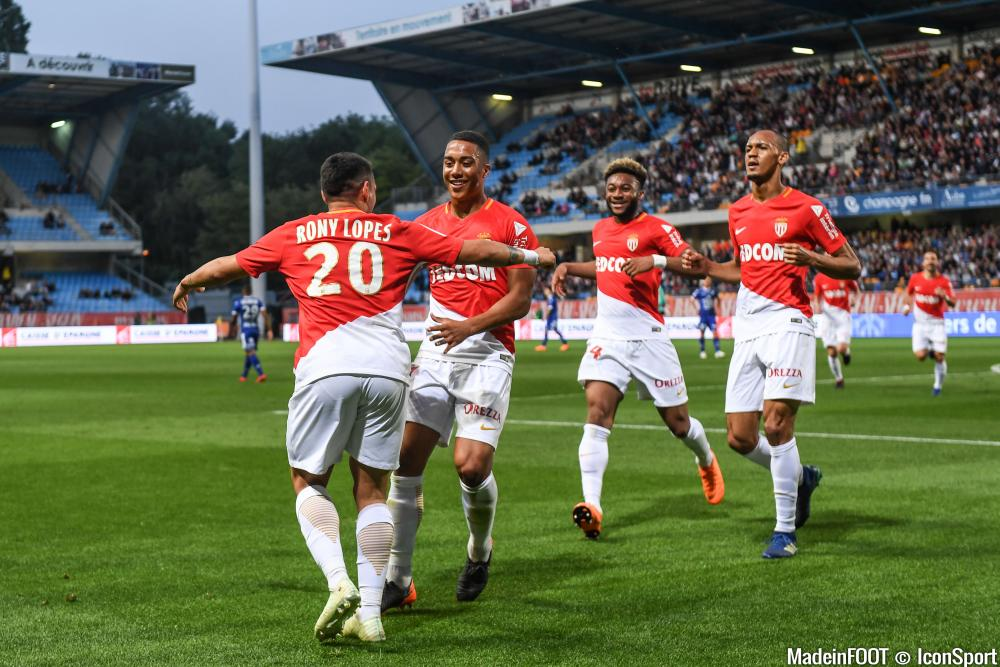Le programme complet de présaison de l'AS Monaco a été dévoilé