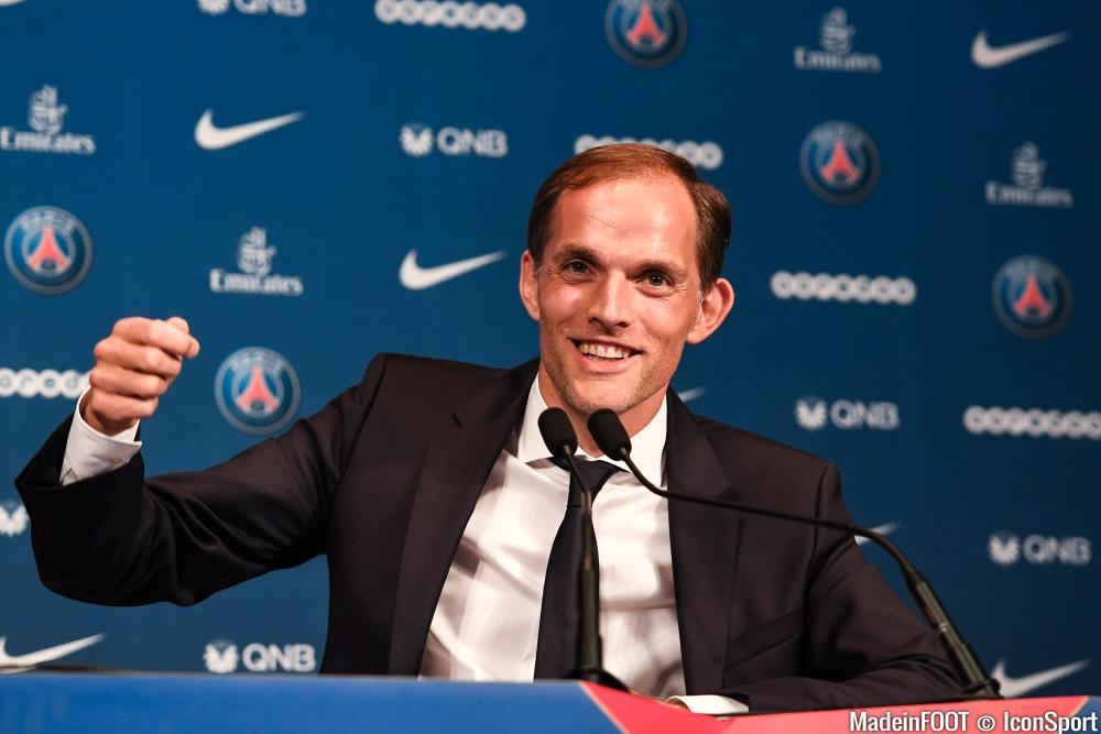 Thomas Tuchel (PSG) a rappelé l'importance du Trophée des Champions face à la presse.
