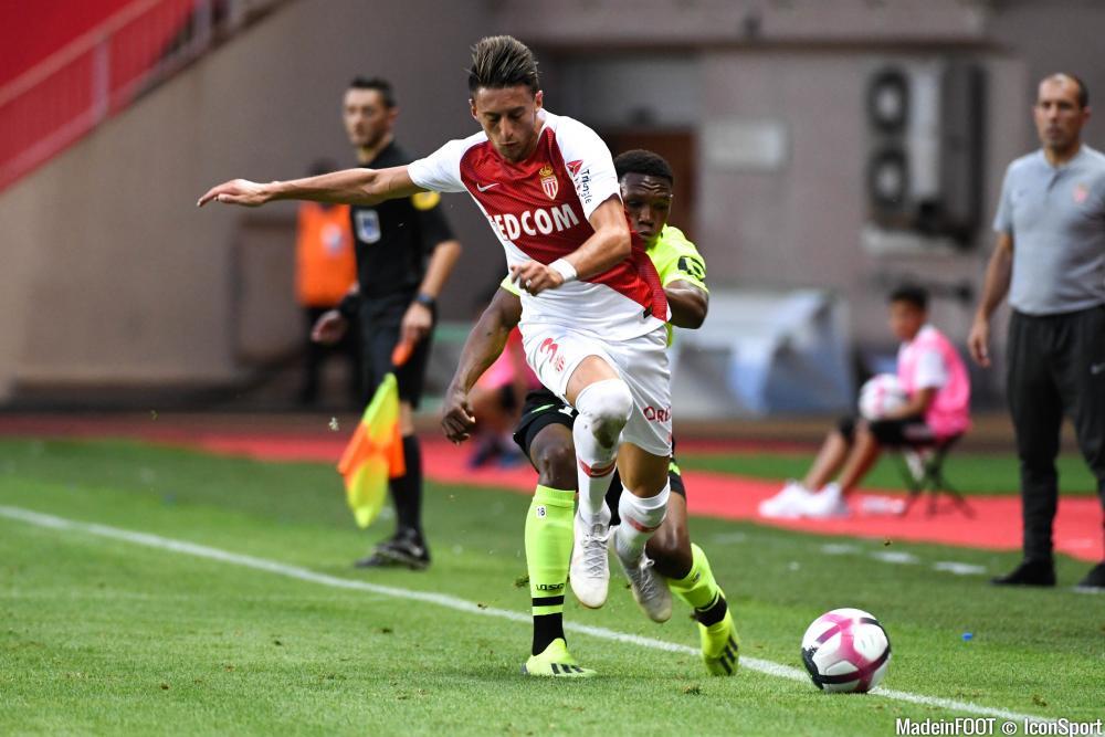 Antonio Barreca quitte l'AS Monaco, direction la Fiorentina.