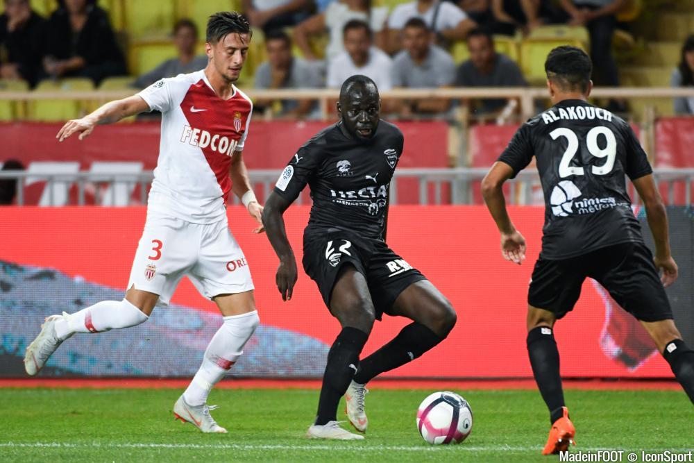 Antonio Barreca est encore sous contrat avec l'AS Monaco jusqu'au 30 juin 2023.