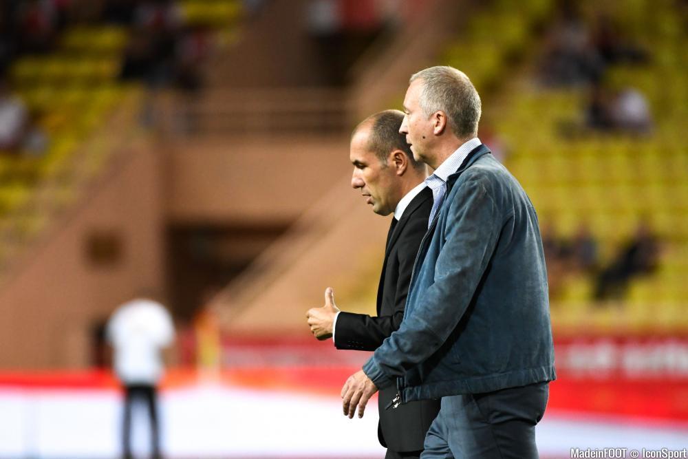 Leonardo Jardim n'est plus l'entraîneur de l'AS Monaco.