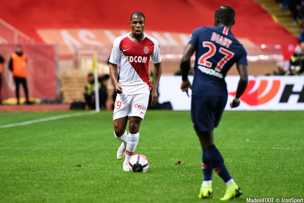 Djibril Sidibé signe à Everton