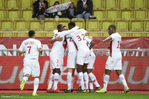 L'ASM a décroché son premier succès à domicile en Ligue 1 cette saison.