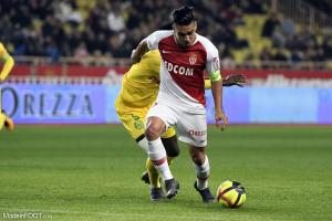 Radamel Falcao (AS Monaco) est incertain pour le match face à l'En Avant Guingamp.