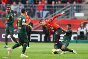L'album photo du match entre le Stade Rennais FC et l'AS Monaco.